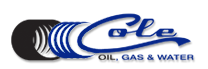 Cole Oil, Gas & Water Logo