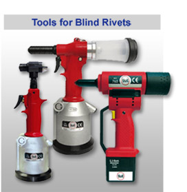 Tools for Blind Rivets
